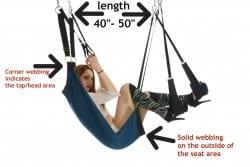 sling length install
